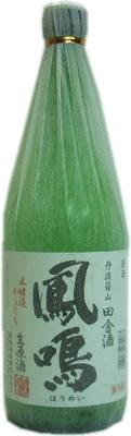 鳳鳴 からくち 生詰め原酒【本醸造】720ml