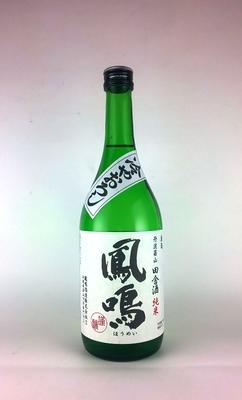 田舎酒 純米 ひやおろし720ml