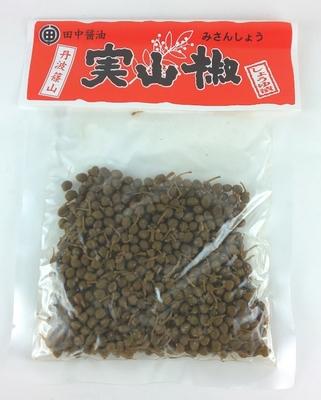 実山椒(しょうゆ漬)45g