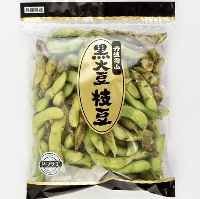 丹波篠山産 黒大豆の枝豆(さや袋入)500g入(KS-5)
