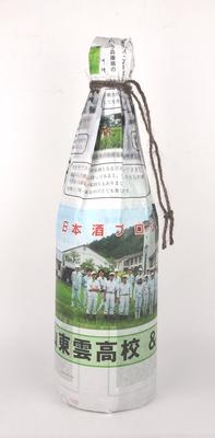鳳鳴 田舎酒純米 東雲の穂720ml