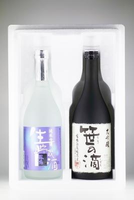 吟醸呑みくらべセット(JN-2AN)720ml×2