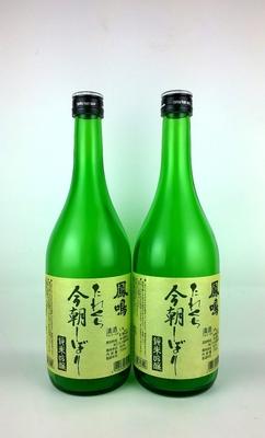 たれくち今朝しぼり 純米吟醸 生原酒(3回目2本入り)