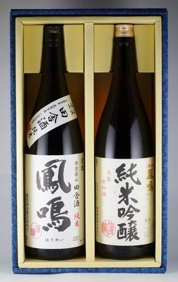 純米呑みくらべセット(JA-2CI) 1.8L×2