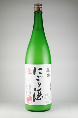 新酒にごり酒(生詰め)1.8L