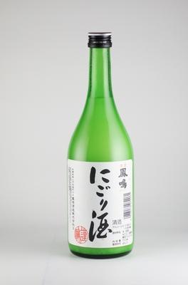 新酒にごり酒(火入れ) 720ml