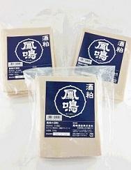 鳳鳴酒粕(板粕) 500g