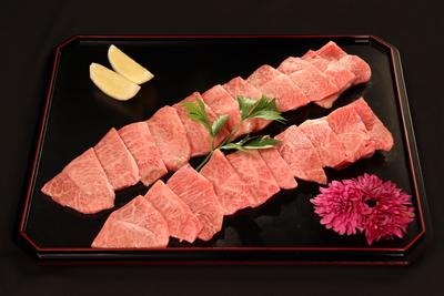 山形牛 希少部位ミスジ焼肉と肉だれ髙橋セット