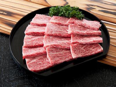 蔵王牛バラ焼肉300g&肉だれ高橋セット