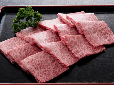 蔵王牛ミスジ焼肉(肩)300g&肉だれ高橋セット