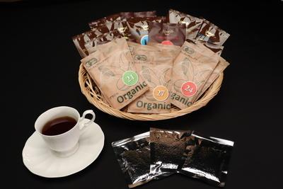 サンヨーコーヒー 世界一周!コーヒーの国お楽しみ袋