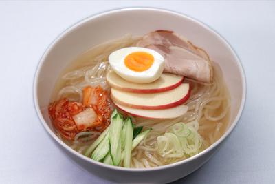 朝日町発!りんご冷麺特別セット