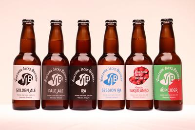 YJBクラフトビール6本セット【200セット限定】