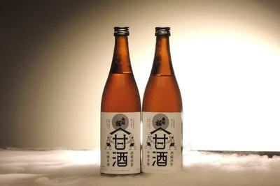 出羽桜 麹甘酒2本セット【限定100セット】