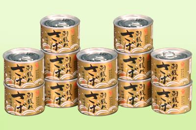 朝獲れさば味噌煮 12缶セット
