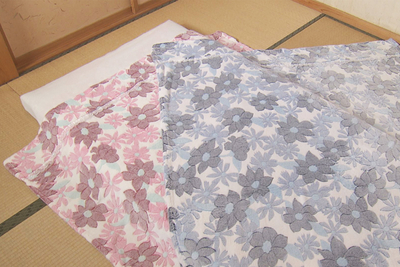 ワイド&ロング オールシーズンケット(軽量毛布)2枚組