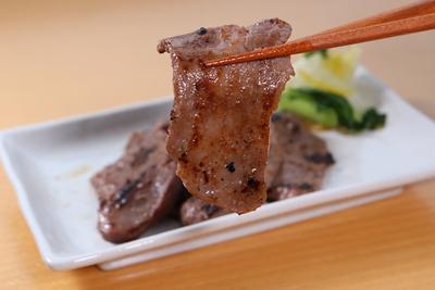 牛タン糀味噌漬け(山形県産つや姫糀味噌使用)