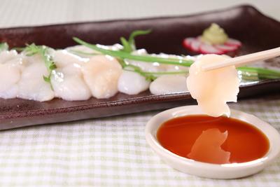 北海道産お刺身用帆立(2kg)