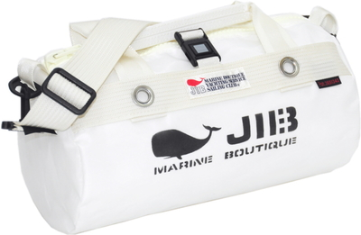 JIB ダッフルバッグSS DSS120 ホワイト