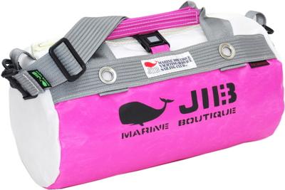 JIB ダッフルバッグSS DSS120 ピンク×グレー