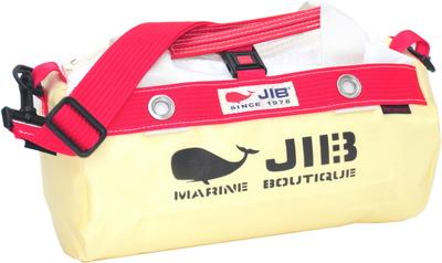 JIB ダッフルバッグSS DSS120 シトラス×レッド