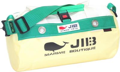 JIB ダッフルバッグSS DSS120 シトラス×グリーン