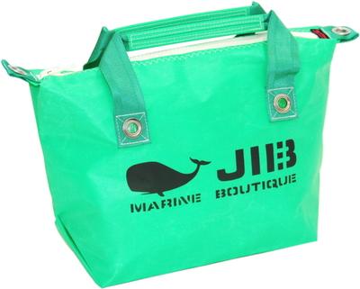 JIB ファスナートートS(オーバーファスナー)FTS68 エメラルドグリーン