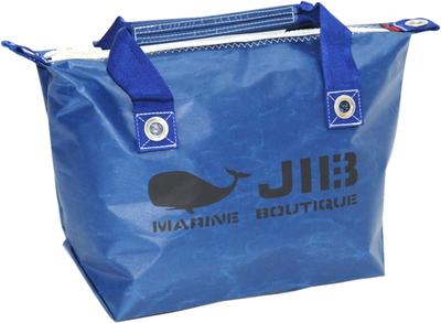 JIB ファスナートートS(オーバーファスナー)FTS68 ネイビー