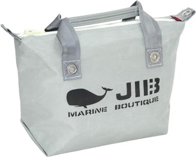 JIB ファスナートートS(オーバーファスナー)FTS68 グレー