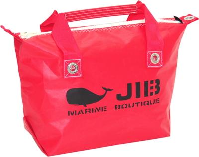 JIB ファスナートートS(オーバーファスナー)FTS68 レッド