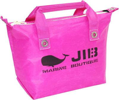 JIB ファスナートートS(オーバーファスナー)FTS68 ピンク