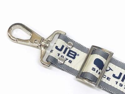 JIB ショルダーベルト(FTM用) 40mm幅/メタルパーツ/ロゴあり SB40MG37