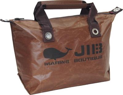 JIB ファスナートートM(オーバーファスナー)FTM88 スペシャルブラウン
