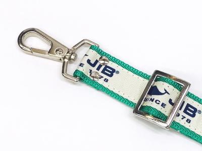 JIB ショルダーベルト 25mm幅/メタルパーツ/ロゴあり SB25MG28