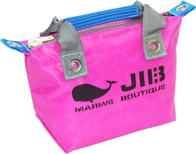JIB ファスナートートSS(オーバーファスナー)FTSS53 ピンク×グレーハンドル×グレーファスナー