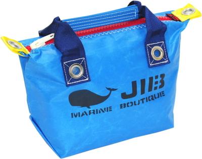 JIB ファスナートートSS(オーバーファスナー)FTSS53 ロケットブルー×ネイビーハンドル×レッドファスナー