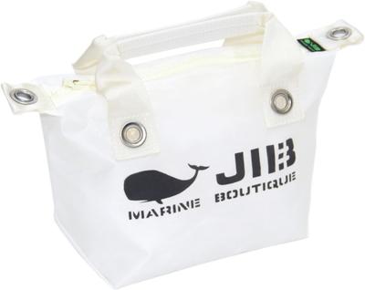 JIB ファスナートートSS(オーバーファスナー)FTSS53 ホワイト
