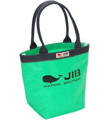 JIB バケツSS BKSS28 エメラルドグリーン/チャコールグレーハンドル