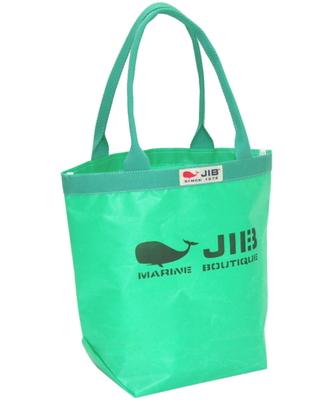 JIB バケツ BKM38 エメラルドグリーン/同色ハンドル