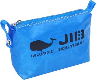 JIB ポーチ PO36 ロケットブルー×ブルーファスナー/ブルー耳