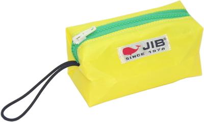 JIB シーピッグ SP14 イエロー×グリーンファスナー