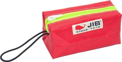 JIB シーピッグ SP14 レッド×蛍光グリーンファスナー