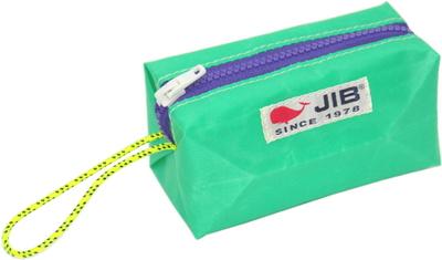 JIB シーピッグ SP14 エメラルドグリーン×パープルファスナー