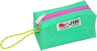 JIB シーピッグ SP14 エメラルドグリーン×ピンクファスナー