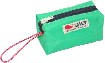 JIB シーピッグ SP14 エメラルドグリーン×ダークネイビーファスナー