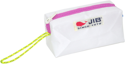JIB シーピッグ SP14 ホワイト×ピンクファスナー