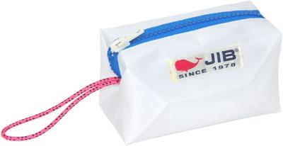 JIB シーピッグ SP14 ホワイト×ブルーファスナー