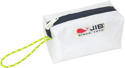 JIB シーピッグ SP14 ホワイト×ダークネイビーファスナー
