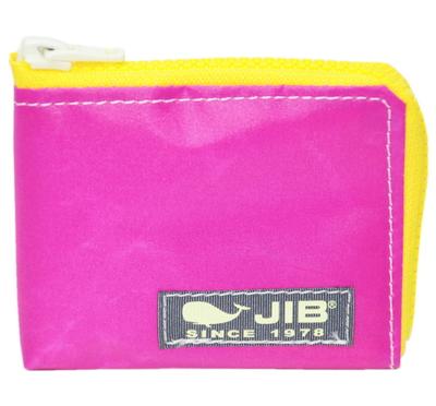 JIB マイクロクラッチ MC14 ピンク×イエロー/チャコールグレータグ