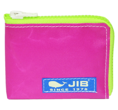 JIB マイクロクラッチ MC14 ピンク×蛍光グリーン/ブルータグ